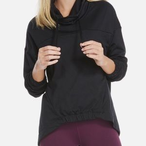 Fabletics Black Europa Pullover Size XS
